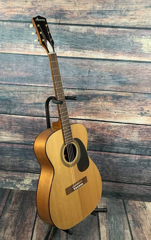 Harmony Acoustic Guitar Harmony Vintage H162 Acoustic Guitar with Gig Bag