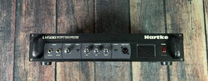 Hartke Amp Used Hartke LH-500 Bass Head Amplifier