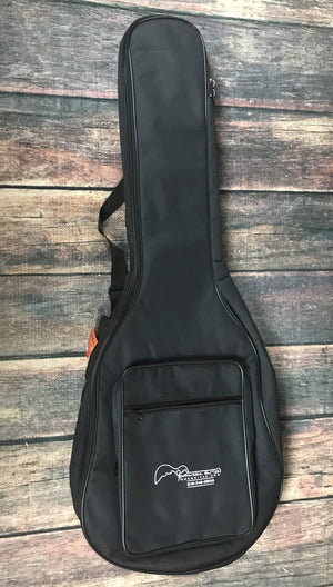 Henry Heller Gig Bag Henry Heller HGB-D1 Padded Acoustic Guitat Gig Bag with Adirondack Guitar Logo