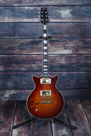 Heritage Electric Guitar Heritage Left Handed H-170 Electric Double Cutaway Guitar