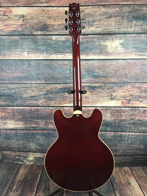 Heritage Electric Guitar Heritage Left Handed H-535 Custom Electric Guitar- On Order- Reserve now with $395.00 Deposit to reserve
