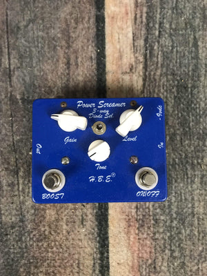 Homebrew Electronics pedal Used Homebrew Electronics Power Screamer Overdrive Pedal