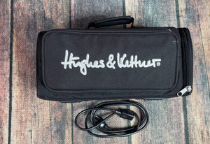 Hughes and Kettner Amp Used Hughes and Kettner Tubemeister 18 2 Channel 18 Watt Head with Bag