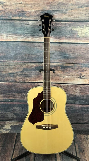 Ibanez Acoustic Guitar Used Ibanez Left Handed SGT120L Acoustic Guitar with Gig Bag