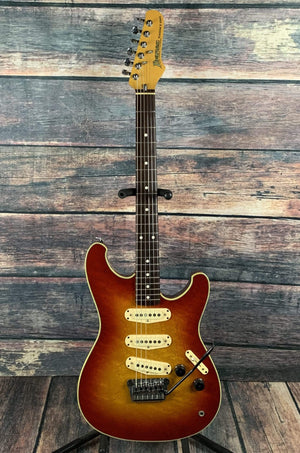Ibanez Electric Guitar Used Ibanez 1983 Right Handed Roadstar II RS505CS Electric Guitar with Hard Shell Case