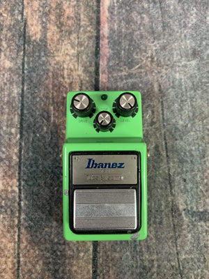 Ibanez pedal Used Ibanez 1994 MIJ TS9 Tube Screamer Pedal with 808 Mod