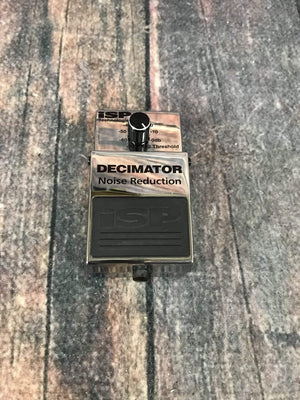 ISP pedal Used ISP Decimater Noise Reduction Pedal