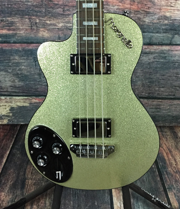 Italia Electric Bass Bass Only Italia Left Handed Maranello Electric Bass