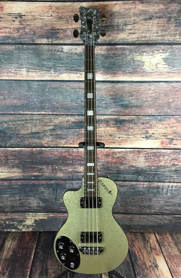 Italia Electric Bass Italia Left Handed Maranello Electric Bass