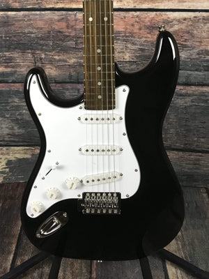 Jay Turser Electric Guitar Jay Turser Left Handed JT-300 Top Electric Guitar- Gloss Black