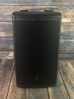 "JBL Amp Used JBL EON612 2-Way 12"" Powered Speaker with Box"