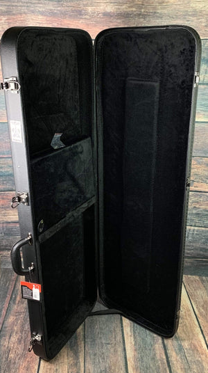 Kaces Cases Electric Bass Case Kaces KHB-FT1 Electric Bass Hardshell Case