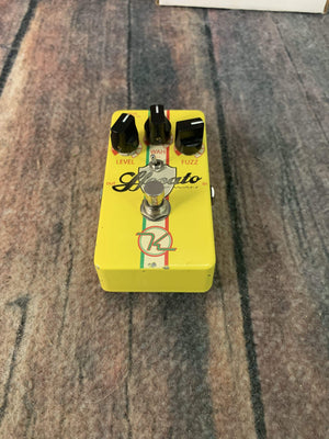 Keeley pedal Used Keeley Sfocato Fuzz Wah  Pedal