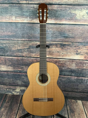 Kremona Classical Guitar Kremona Left Handed S65C Classical Guitar with Kremona Gig Bag- Blem