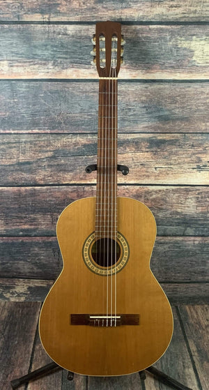 La Patrie Classical Guitar Used La Patrie Left Handed Concert Classical with Gig Bag