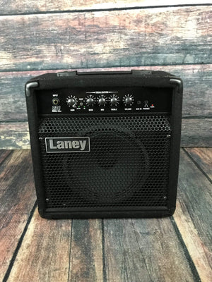 Laney Amp Used Laney RB1 Richter Bass Combo Amp