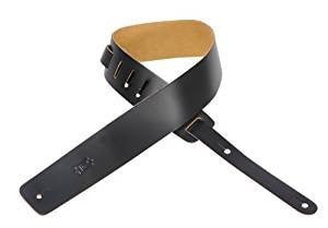 "Levys strap Levys M1-BLK 2.5"" Leather Strap"
