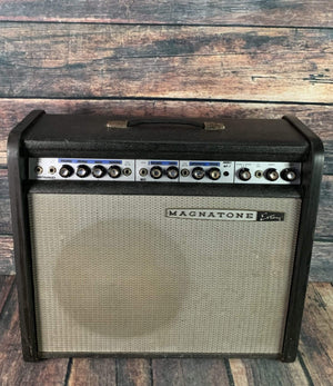 Magnatone Amp Used Magnatone 1960's Estey MP1 Guitar Combo Amplifier