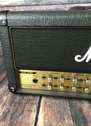 Marshall Amp Used Marshall AVT 2000 Valvestate Head with footswitch