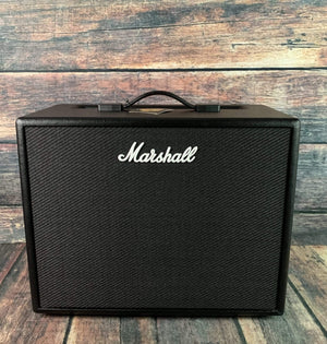 Marshall Amp Used Marshall Code 50 Digital 50w Combo Amp