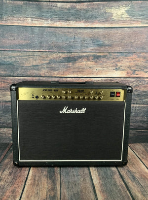 Marshall Amp Used Marshall JCM 2000 TSL 602 Triple Super Lead 2x12 Combo