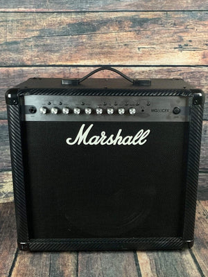 Marshall Amp Used Marshall MG50CFX 50w Guitar Combo Amp