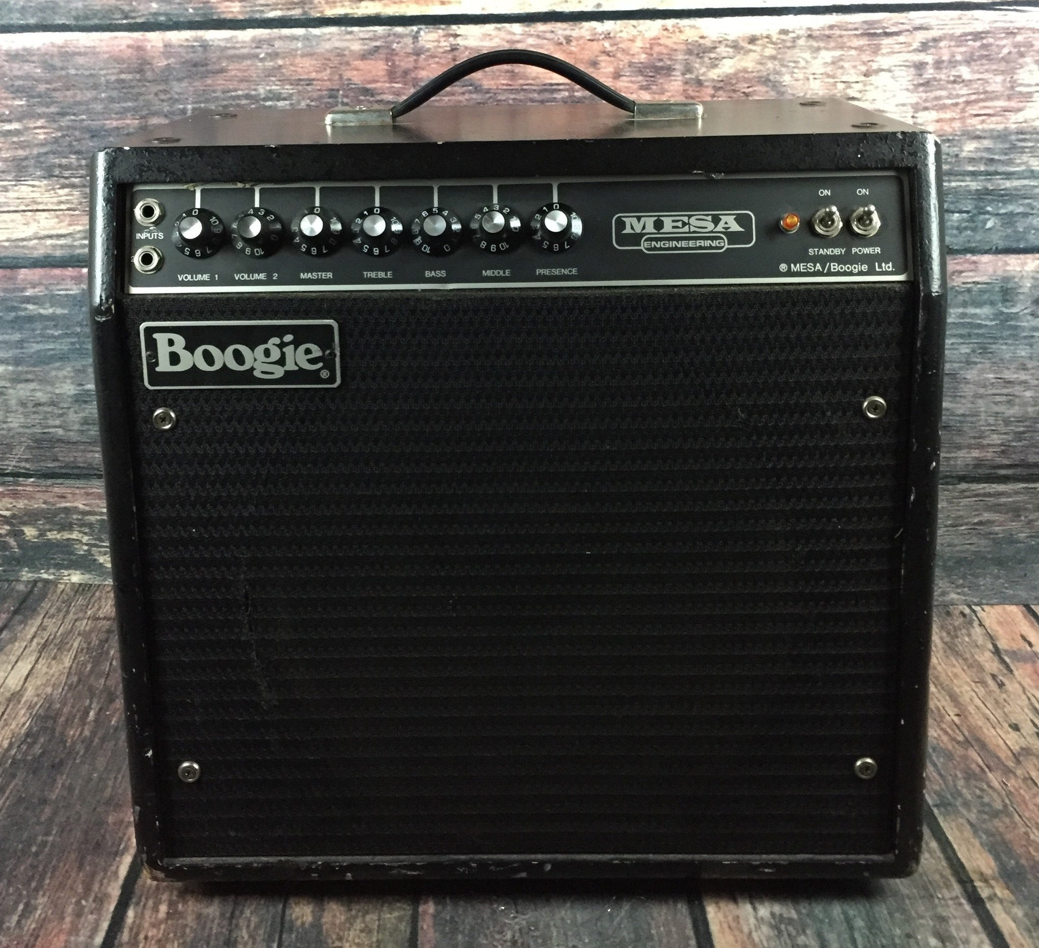 Dating mesa boogie amps