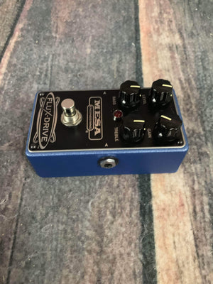 Mesa Boogie pedal Used Mesa Boogie Flux Drive Overdrive Pedal