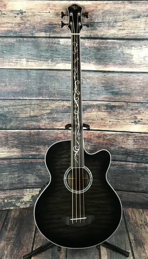 Michael Kelly Acoustic Bass CMichael Kelly Right Handed Dragonfly 4 Fretless Acoustic Electric Bass