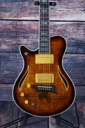 Michael Kelly Electric Guitar Guitar Only Michael Kelly Left Handed Hybrid Special Electric Guitar