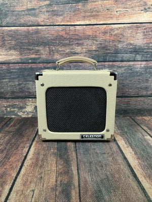Monoprice Amp Used Monoprice 611705 5 Watt, 1 x 8 Guitar Combo Tube Amplifier with Celestion Speaker