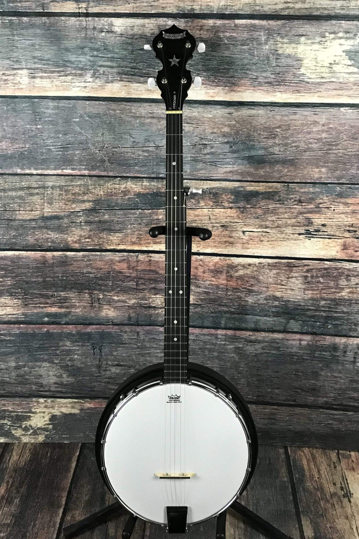 Morgan Monroe Banjo Morgan Monroe Left Handed RT-BO1L Hoe Down Open Back 5 String Banjo