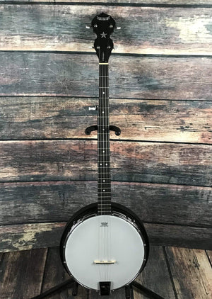 Morgan Monroe Banjo Morgan Monroe RT-BO1 Hoe Down Resonator 5 String Banjo