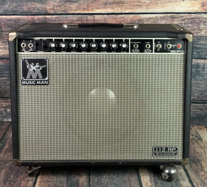 "Musicman Amp Used Music Man 112 RP-100 1x12"" 100w Guitar Combo with Footswitch and Upgraded JBL Speaker"