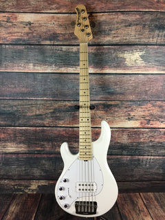 Musicman Electric Bass Ernie Ball Music Man Left Handed Classic Stingray 4 Electric Bass