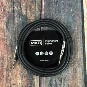 MXR Cable MXR DCIS20 20ft Straight to Straight Instrument Cable