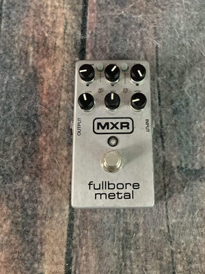 MXR pedal Used MXR M-116 Full Bore Distortion Pedal with Box