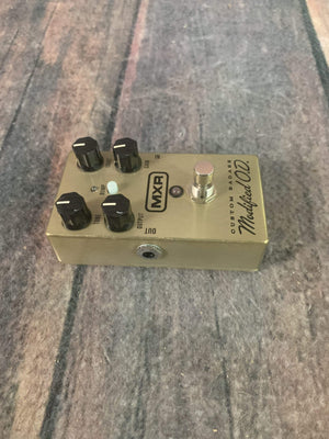 MXR pedal Used MXR M77 Custom Badass Modified O.D Overdrive Pedal with Box