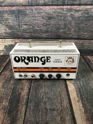 Orange Amp Used Orange Tiny Terror 7/15 Tube Head