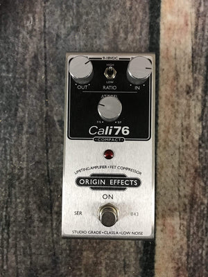 Origin Effects pedal Used Origin Effects Cali76 Compact Compression Pedal