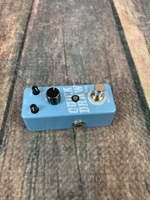 Outlaw Effects pedal Used Outlaw Effects Quick Draw Delay Pedal with Box