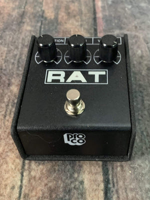 ProCo pedal Used ProCo RAT 2 Distortion Pedal with Box