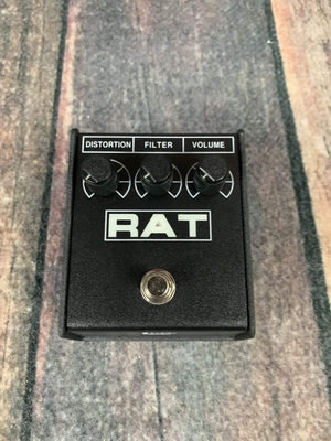 ProCo pedal Used ProCo RAT Distortion Pedal with Box