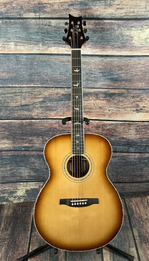 PRS Acoustic Guitar Paul Reed Smith PRS SE Tonare TE40ETS Acoustic Electric Guitar- Tobacco Sunburst