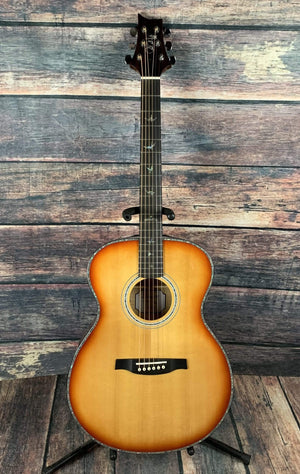 PRS Acoustic Guitar Paul Reed Smith PRS SE Tonare TE50EVS Acoustic Electric Guitar- Vintage Sunburst