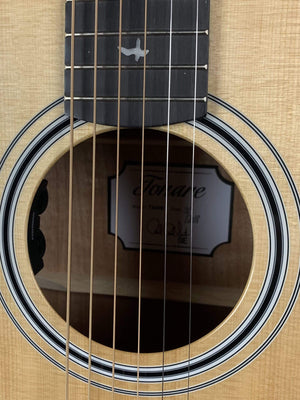 PRS Acoustic Guitar Paul Reed Smith PRS SE Tonare TXE20ENA Acoustic Electric Guitar- Natural