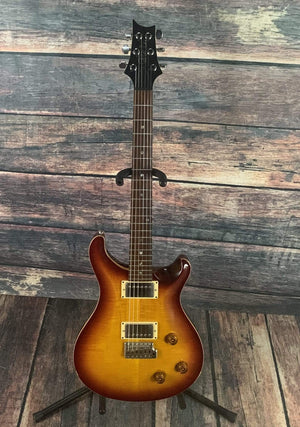 PRS Electric Guitar Used Paul Reed Smith PRS 1998 CE 22 Electric Guitar with Hard Shell Case- Sunburst
