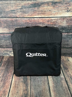 Quilter Amp Used Quilter Micro pro Mach 2 1x12 200 Watt Combo Amp with Cover and Footswitch