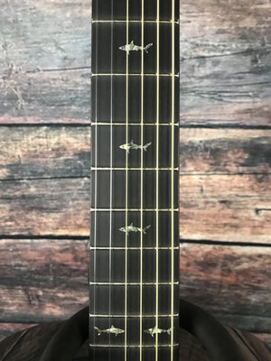 RainSong Acoustic Electric Guitar Rainsong Left Handed JM1000N2 6-string Jumbo Acoustic Electric Guitar