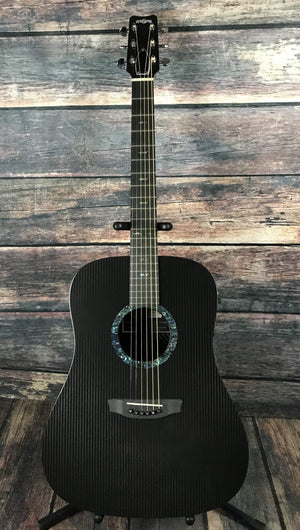 RainSong Acoustic Guitar Guitar and Case Rainsong Left Handed DR1000N2 Acoustic Electric Dreadnought Guitar